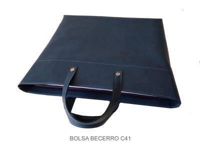 BOLSA BECERRO C41
