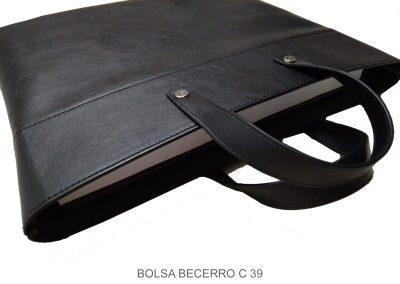 BOLSA BECERRO C 39