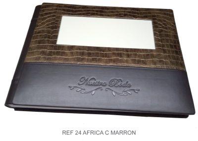 REF 24 AFRICA C MARRON