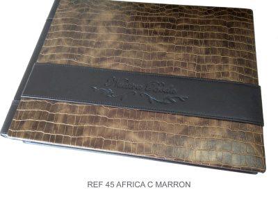 REF 45 AFRICA C MARRON